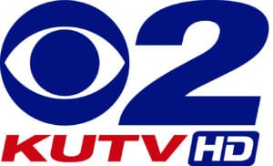 KUTV News logo for Axon Optics Article