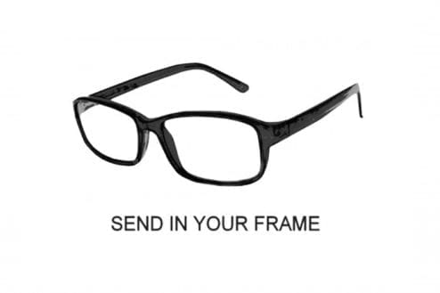 PLANO - Send in Frame for Axon Lenses - Axon Optics
