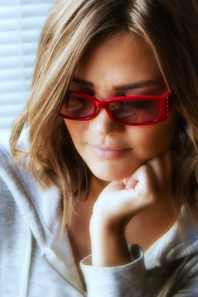 Natural Relief with Art Deco Migraine and Light Sensitivity Glasses