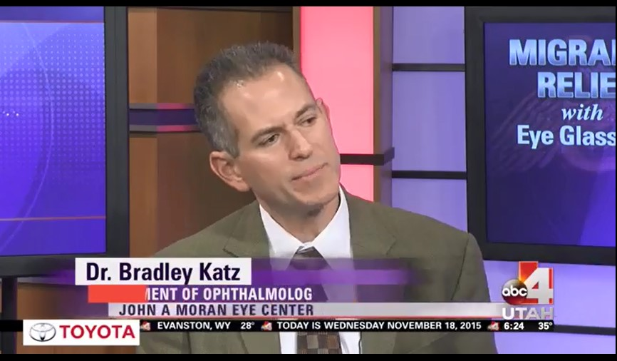 Interview: Dr. Brad Katz on Light sensitivity, Migraines, and Treatment