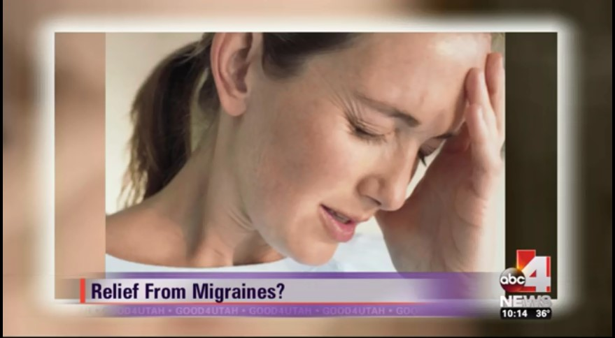 Glasses for Migraines? | ABC4 Story
