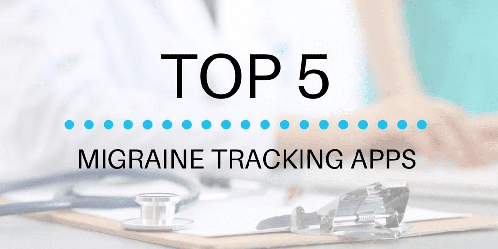 Top 5 Migraine Tracking Apps