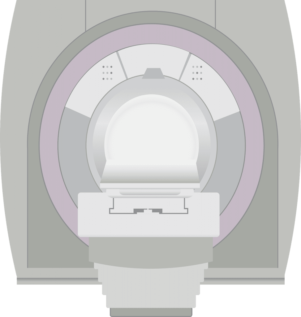 MRIs may be used for migraine some day.