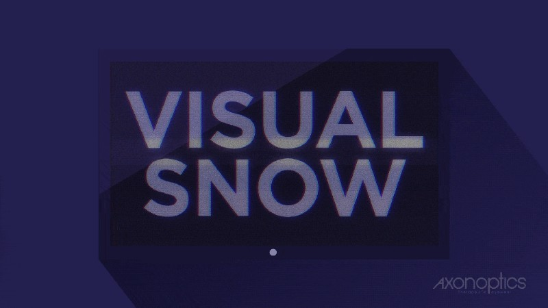 Visual Snow Header