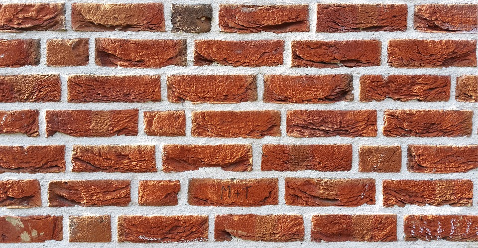 Brick wall representing migraine prevention