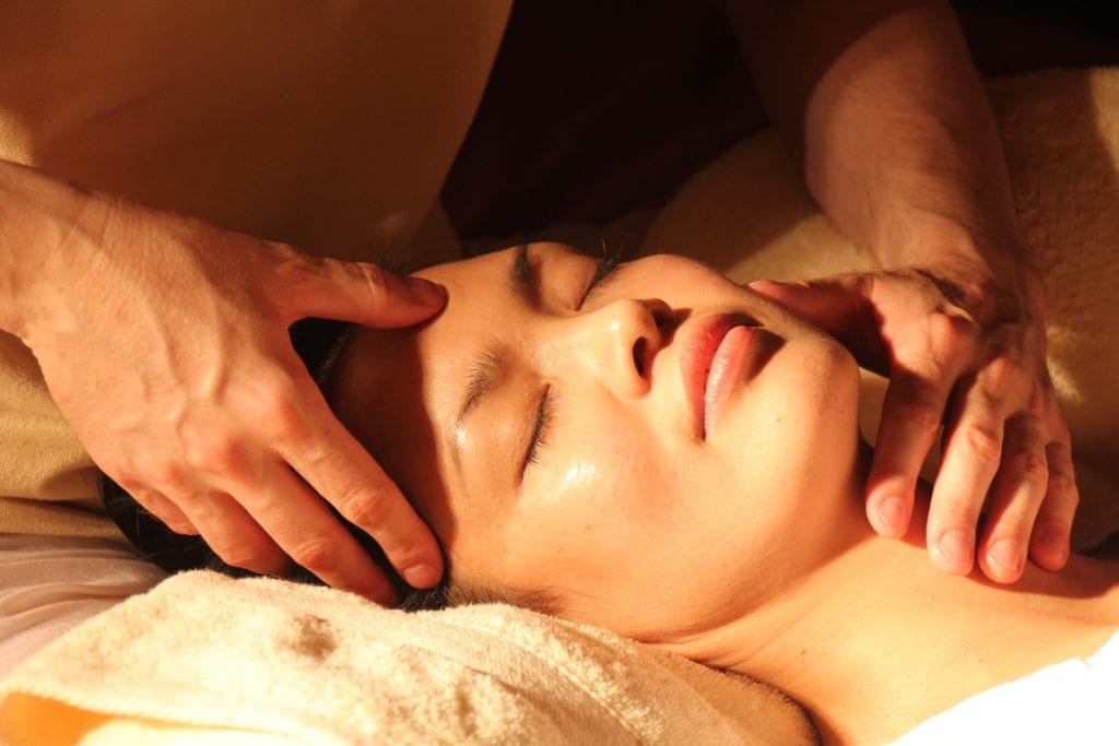 massage is a great alternative migraine remedy