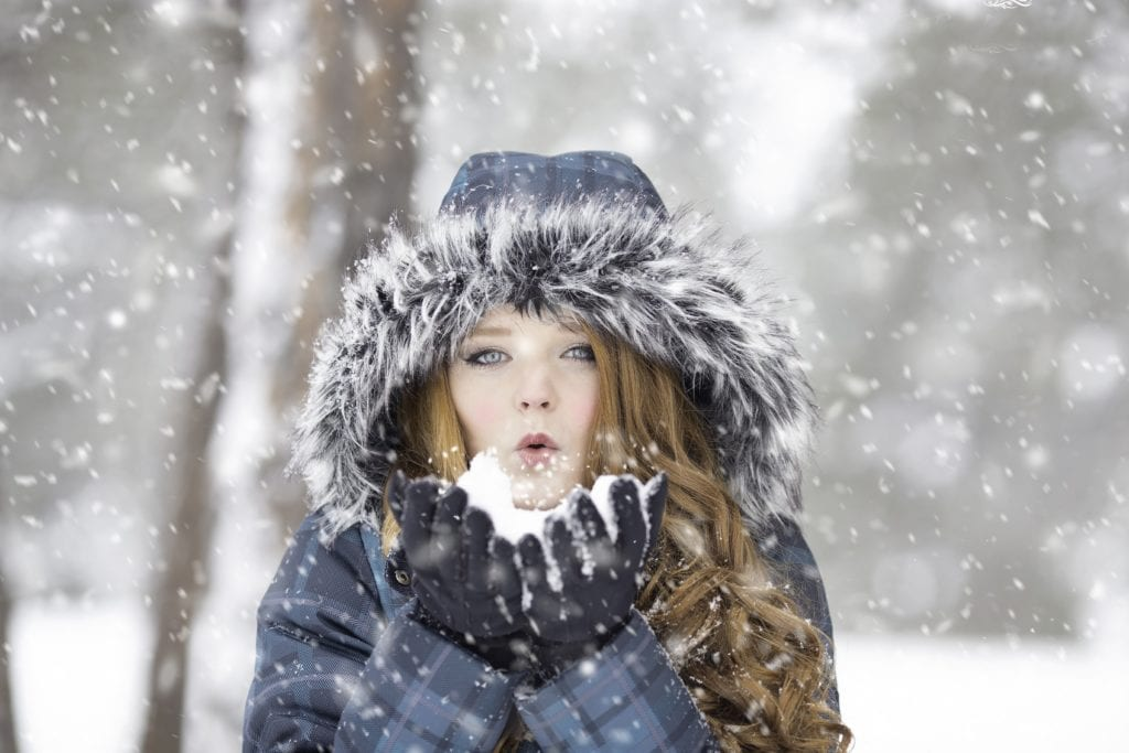 Stay warm to help prevent cold weather migraines