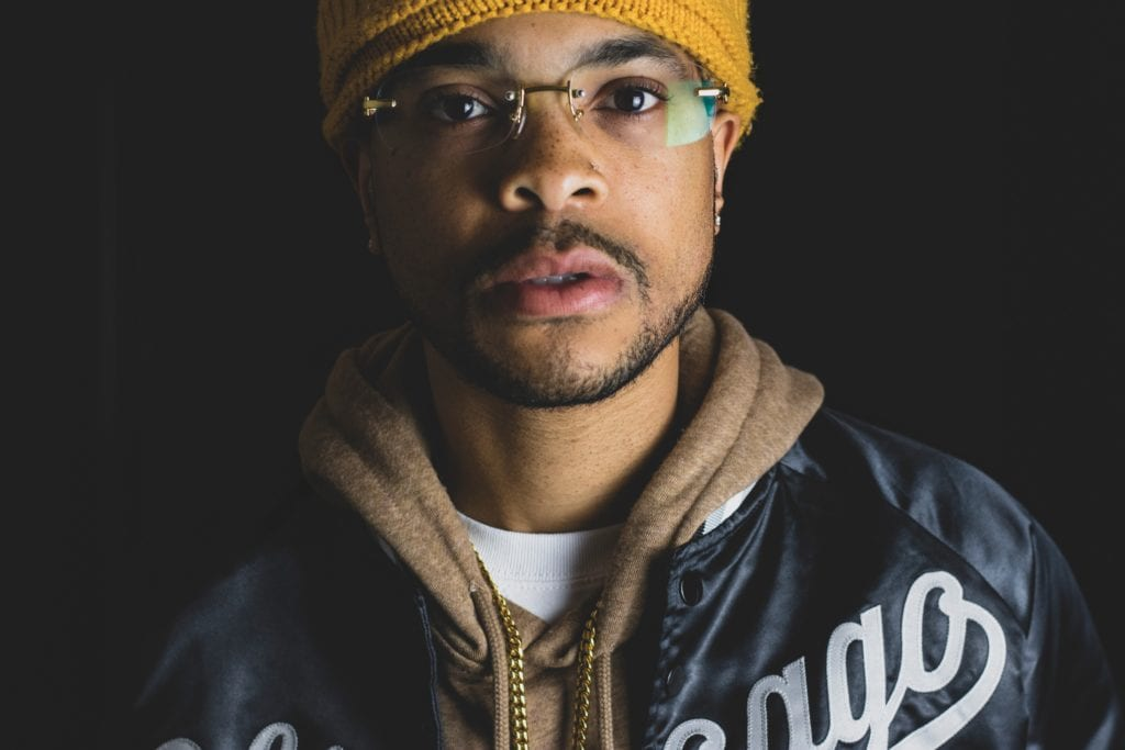 Young man wearing eyeglasses. You can replace your lenses and keep your frames.