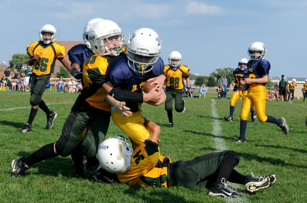 Concussions from sports or other injuries may cause light sensitivity dizziness